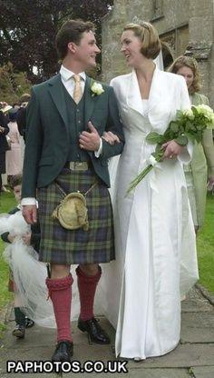 Duke of Argyll wedding
