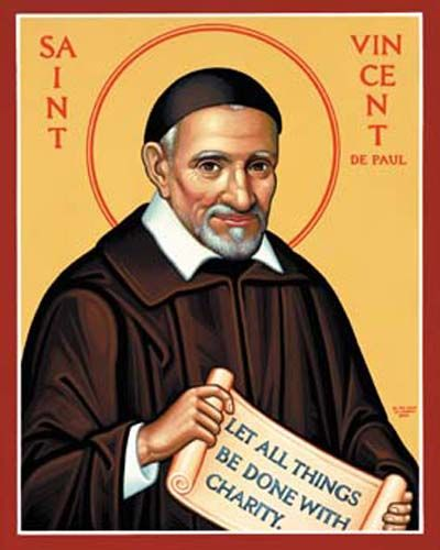 In honor of today's feast day of Saint Vincent de Paul, take a look at the life of his 24th successor, Father Gregory Gay, C.M., a man who has dedicated his life to serving the poor around the world.