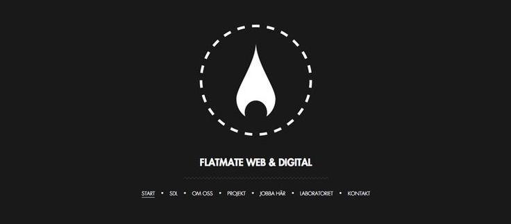 Web Design Inspiration - http://cssgold.com/flatmate-web-digital/