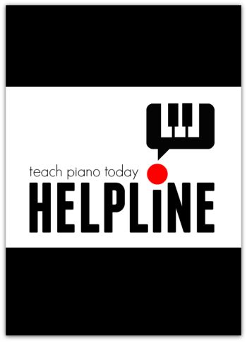 The Teach Piano Today Helpline Is Ready For Your Questions ...