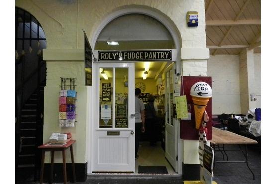Roly's Fudge Pantry - Barnstaple Pannier Market