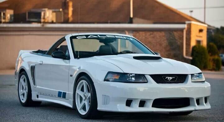2003 Saleen Mustang Supercharged