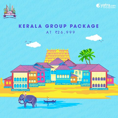 Kerala is a destination which every nature-loving tourist would like to visit. It is the state which is famous for its beaches, placid backwaters and the houseboats hotels accommodations, the traditional martial arts, the wonderful resorts, water sports, traditional boat racing, ayurvedic massages, unique dances and folklore and the many structural marvels created by man. http://www.yatra.com/india-tour-packages/group-tours-in-kerala