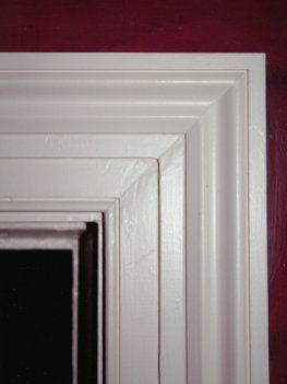 Period Architrave Molding Trim Woodwork Pinterest