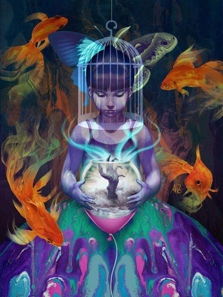 la mente es el poder más poderoso del ser humano, lo que el no sabe usar-.