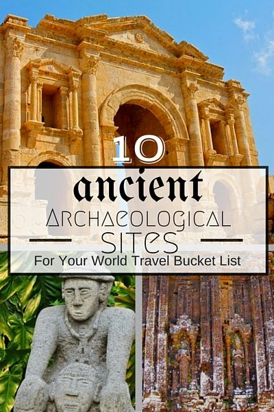 There's nothing more satisfying than arriving at an ancient treasure to find few, if any other visitors there. For that sort of exclusive experience, you have to go the extra mile. Here are ten off-the-beaten-path archaeological sites.