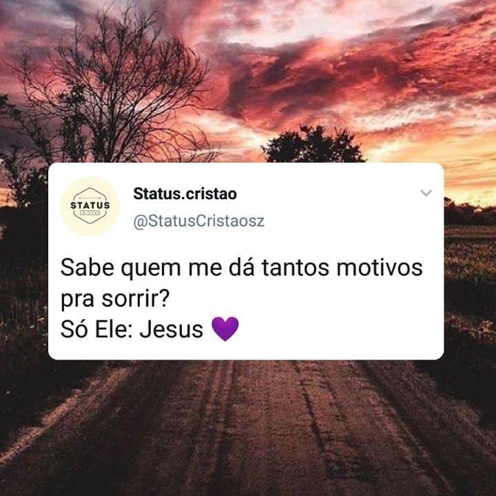 Status Cristão On Instagram Jesus Não Esqueça De