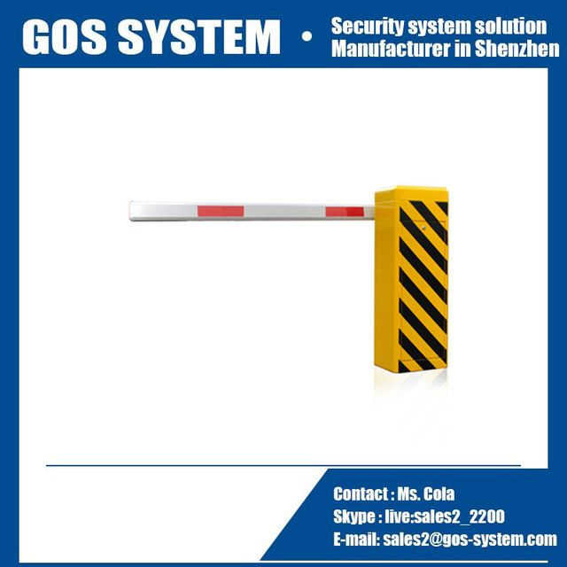 Source three boom type smart parking system rfid card reader automatic gate on m.alibaba.com