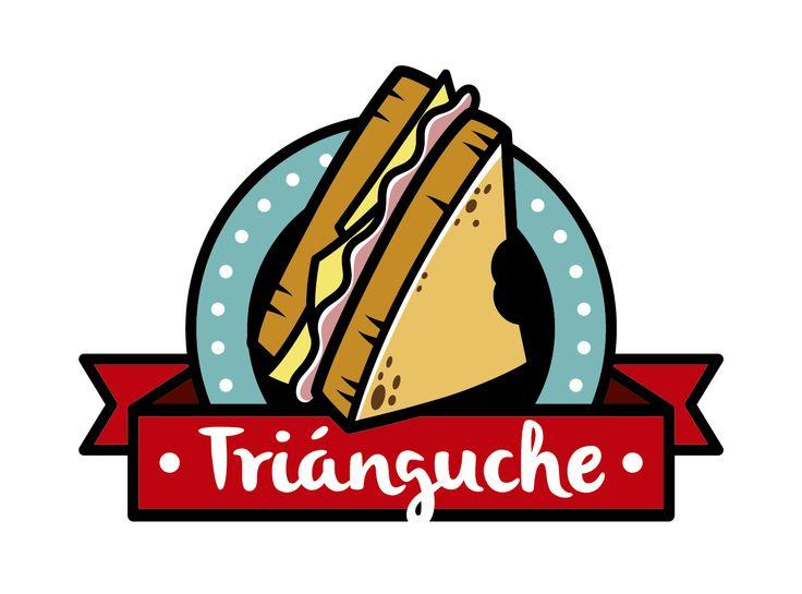 Logo para una marca de comestibles