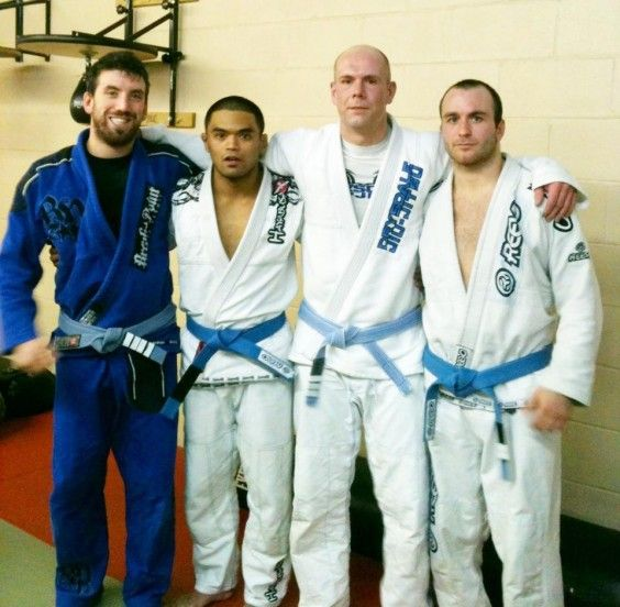Instructors at Team Bushido