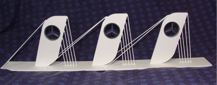Mercedes bridge