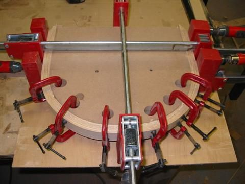 Looking for information on how to bend wood? Be sure to visit our free downloads page and check out the PDF on that topic, and check out the pictures below!