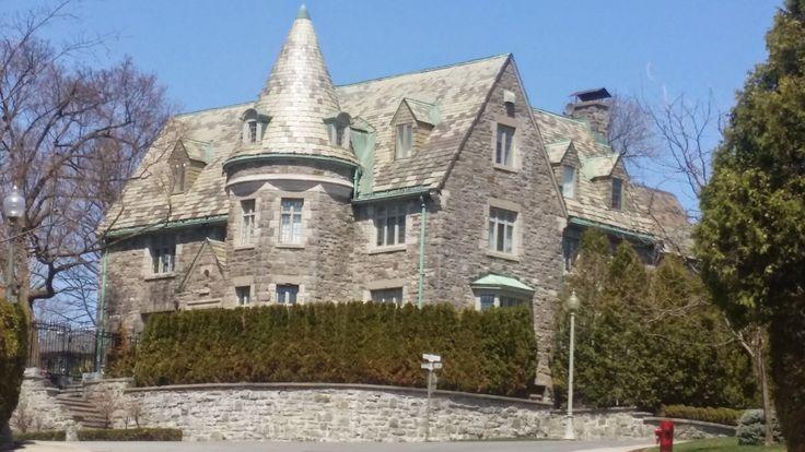 Heritage, castle like properties
