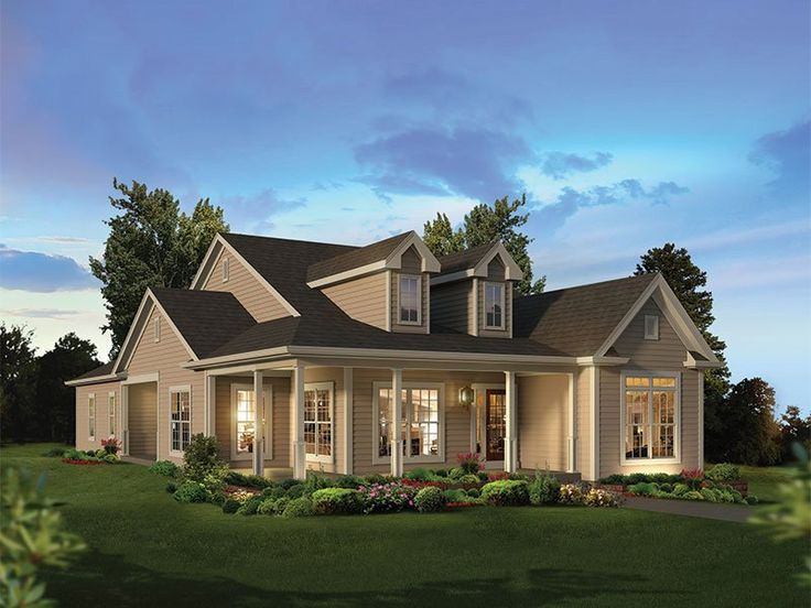 82 best wraparound porch house plans images on pinterest | house