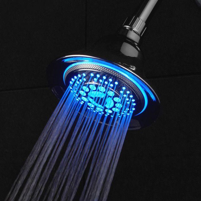 DreamSpa LED Shower Head & Reviews | Wayfair