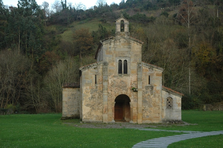 Asturias, Valdedios,   El conventin S. IX