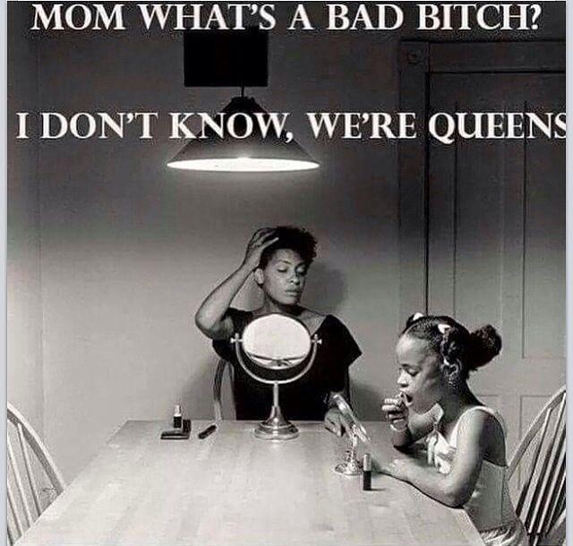 Haha! True, true!