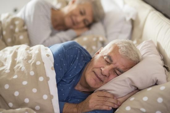 'Pink noise' boosts deep sleep, memory for older adults - Medical News Today