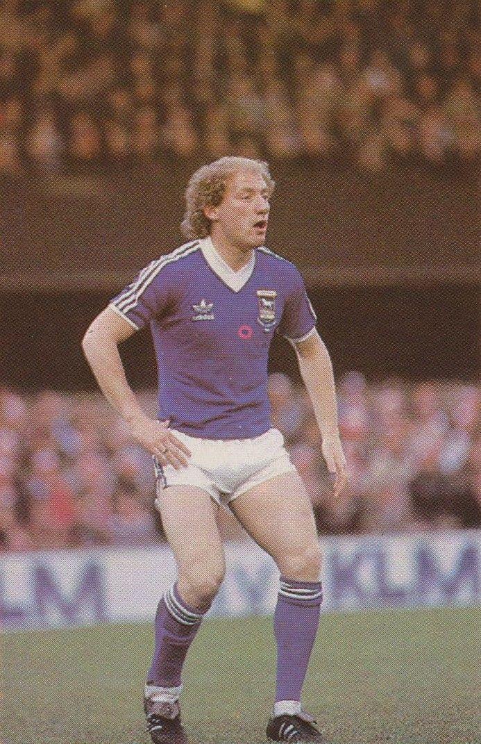 Alan Brazil Ipswich Town 1979