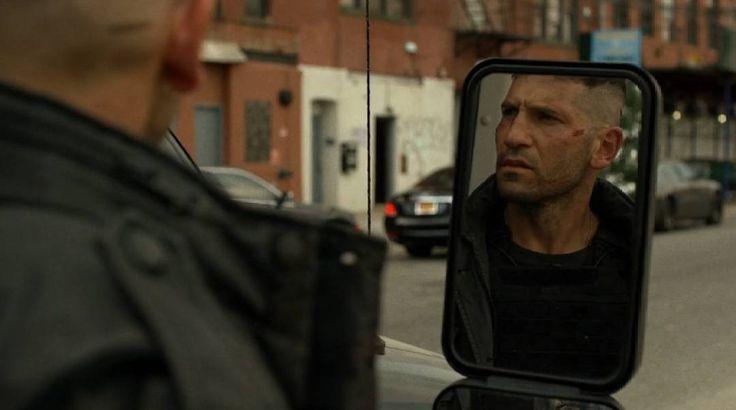 Jon Bernthal / Frank Castle / The Punisher #Daredevil #Netflix
