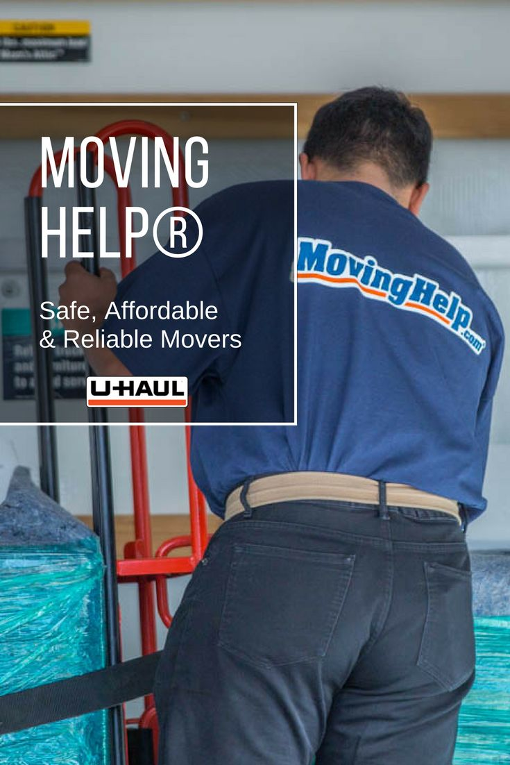 Choose safe, affordable and reliable movers local to your area with Moving Help® powered by U-Haul. Select the services, crew size and hours you need, get an exact price and hire your Moving Helper® online. Payment to your Moving Helper® is not authorized until your move is completed and you are completely satisfied. I Planning for a Move