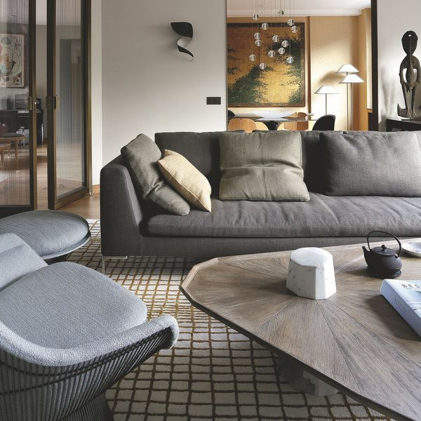 Fabrice Ausset Architecte Du0027intérieur / Appartement Luxembourg, .