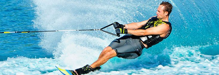 Halkidiki has much to offer from above and under the water.  #Halkidiki #Sports #Greece
