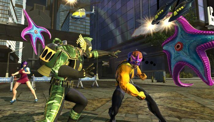 Starro the Conqueror Event Takes Flight - DC Universe Online - MMORPG.com