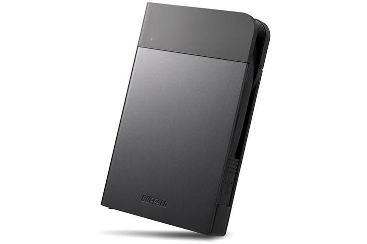 Buffalo MiniStation Extreme, storage portatile ad alta resistenza