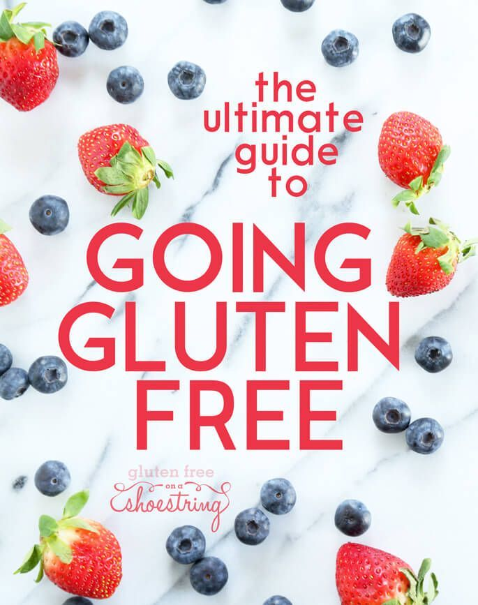 Going on a gluten free diet can seem overwhelming. This guide contains the basic rules you need to know to get started eating gluten free right now, today.