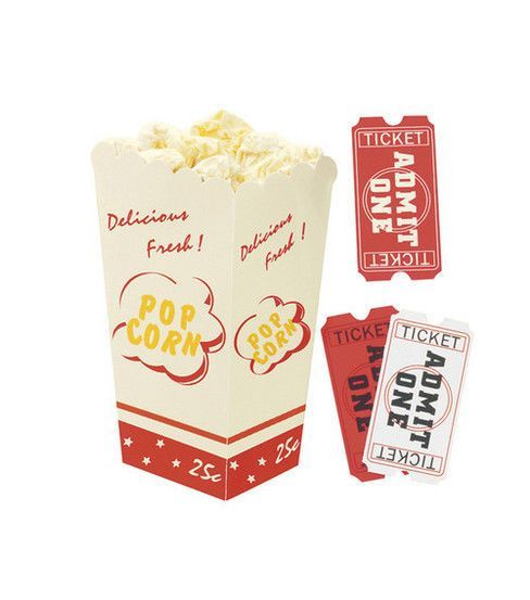 Jolee's By You Dimensional Embellishment-Movie Popcorn