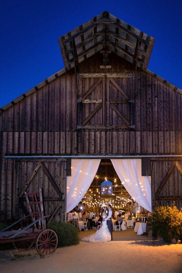 Santa Margarita Historic Ranch Wedding From William Innes Photography
