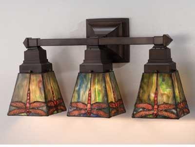 Stained Glass Bathroom Vanity Lights 31 best vanity lights images on pinterest   bathroom ideas
