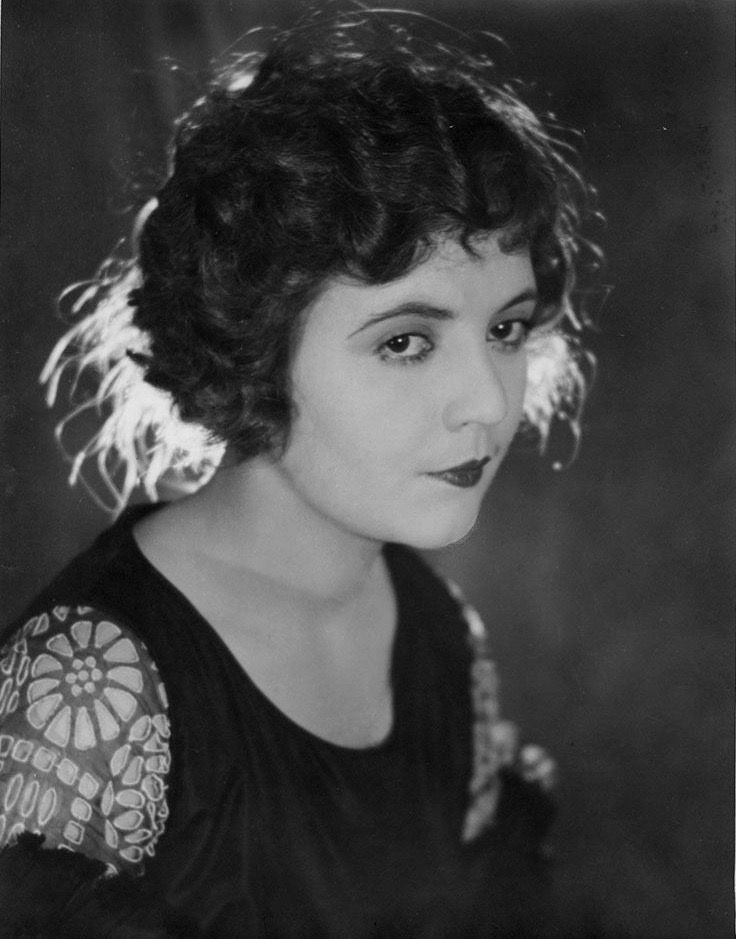 Lovely Silent Beauty, Lois Wilson c.1927