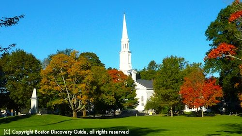 Find the best Boston and New England fall foliage tours for experiencing our brilliant autumn leaves while visiting interesting and famous sites along the way.
