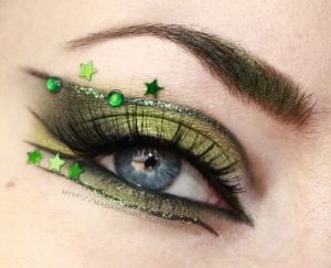 Fun St. Patrick's Day Look! by Janny Dangerous