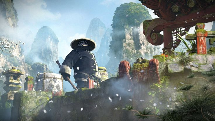 World of Warcraft: Mists of Pandaria Cinematic Trailer. Appropriately stylized and masterful.