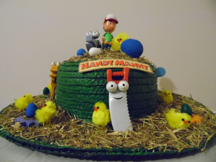 47 best images about handy manny birthday ideas on for Handy manny decorations