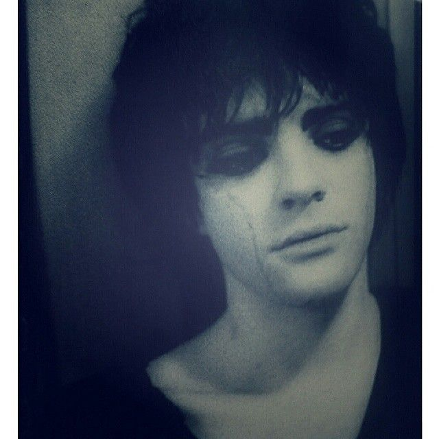"""""""The older you get, the more life becomes more miserable."""" -Richey Edwards"""