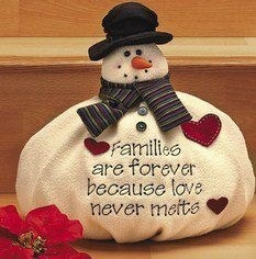 Love Never MeltsSnowmen, Quote, Christmas Snowman, Christmas Decor, Families, Scrapbook Pages, Crafts, The Holiday, Decor Accessories
