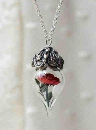 """Phantom of The opera Necklace...."""" He is pleased with you"""""""
