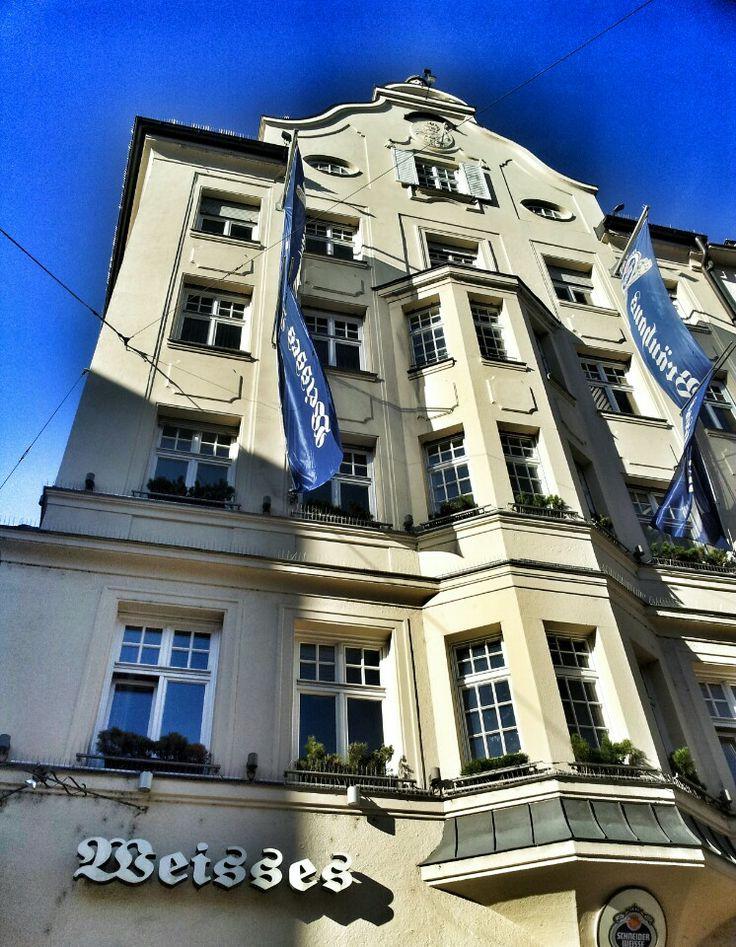 Weisses Brauhaus House Styles Munich Mansions
