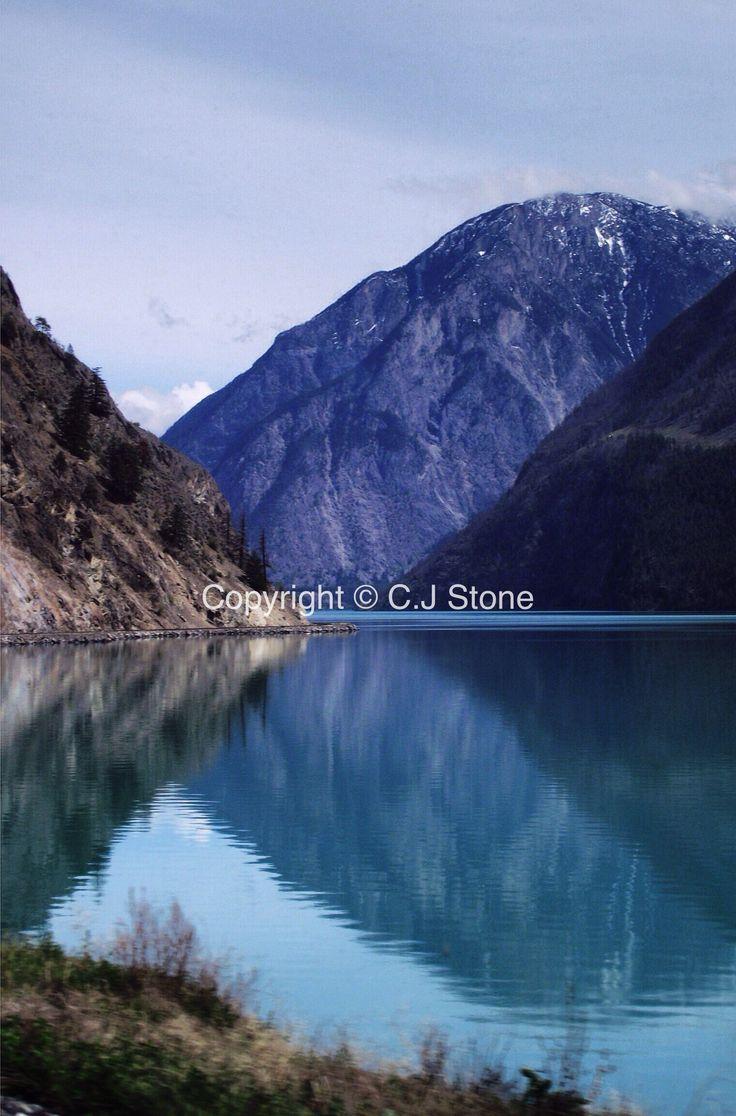 Seton Lake, British Columbia