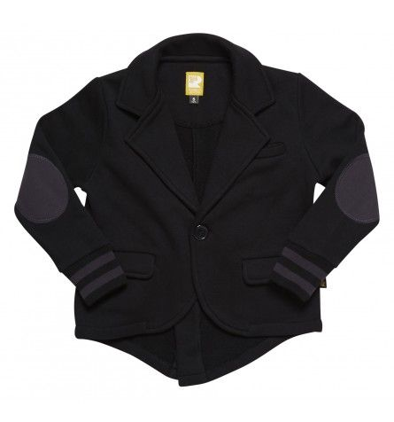 Tux Jacket Black Rock Your Baby
