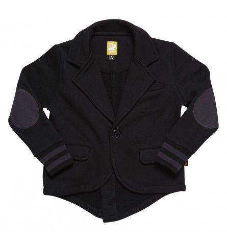 Tux Jacket Black Rock Your Baby