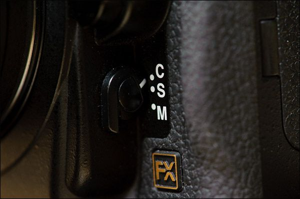 Nikon focusing modes – Nikon D300 / D700 / D3 « Neil vN – tangents