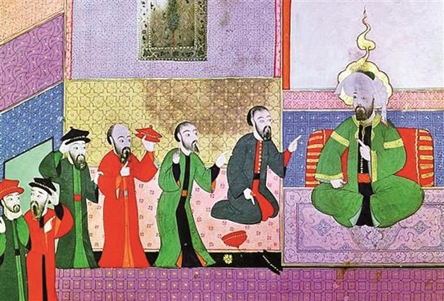 Centuries before the Turks arrived, Jews were living in Anatolia, likely encouraged by King Antiochus III (r. 223-187 B.C.) who had controlled the eastern Mediterranean.