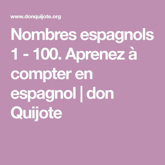 les 25 meilleures id es de la cat gorie nombre espagnol sur pinterest espanol site espagnol. Black Bedroom Furniture Sets. Home Design Ideas