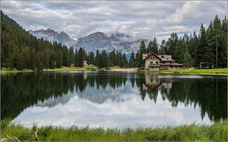 Lago Nambino - Madonna di Campiglio | da Luigi Alesi