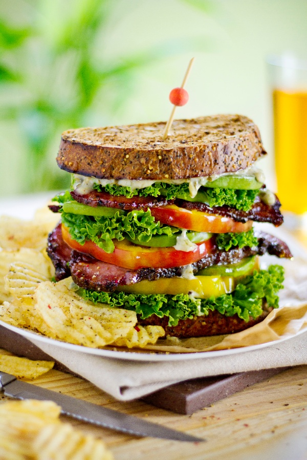 Monster BLT Recipe — Dishmaps